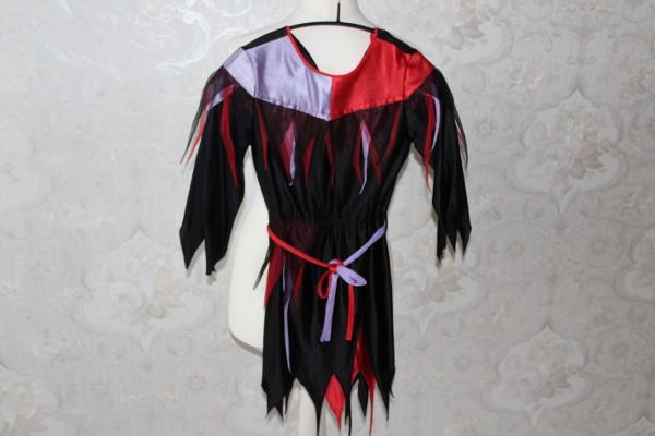 Kleid Hexe Kostüm Mädchen viele Größen