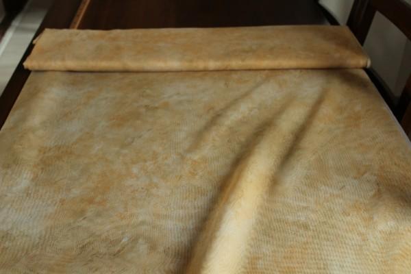 1,65 m Stoff beiger transparenter Dekostoff Gardinen Vorhang