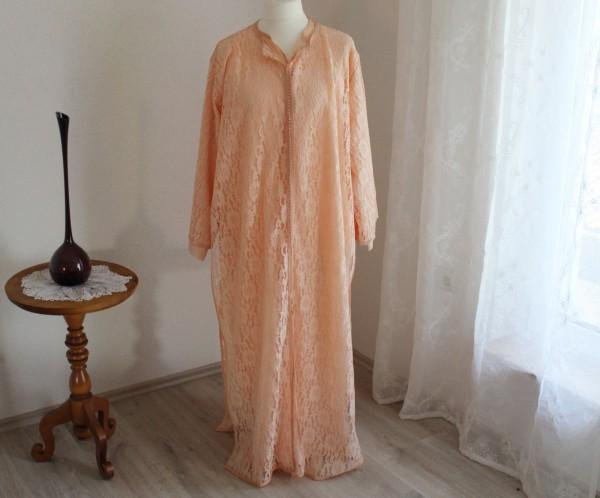 Kleid aus Spitze Orient Kostüm Beduinin Gr. XXL