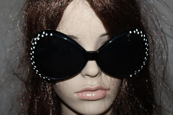 Große Brille Sonnenbrille Kostüme Zubehör