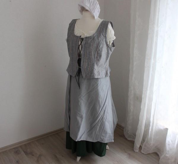 Weib Bäuerin Magd Gr 46 Mittelalter Kostüm Handarbeit
