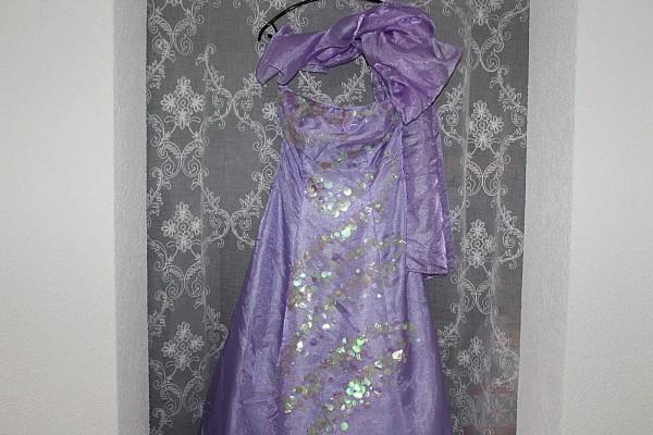 langes Kleid Gr XS Kostüm Prinzessin Tänzerin