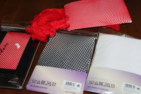 halterlose Netzstrümpfe Overknee Strümpfe 3 Farben